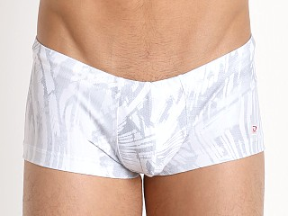 Complete the look: Pistol Pete Ice Swim Trunk w/Pouch White