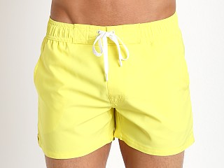 2xist Essential Ibiza Swim Shorts Lemon Tonic