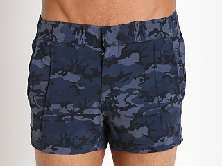 2xist Yacht Swim Shorts Navy Camo