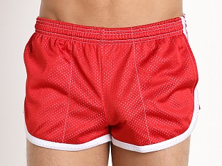 Complete the look: Pistol Pete Metro Short w/Lining Red