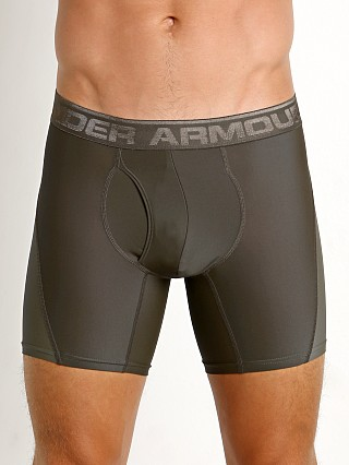 "Under Armour ""O"" Series Cupron Boxerjock Steel"