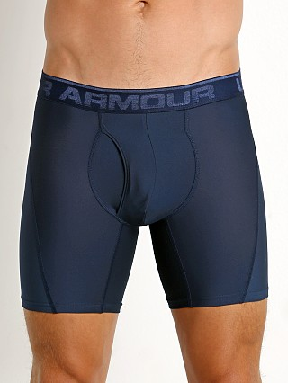 "Under Armour ""O"" Series Cupron Boxerjock Academy Blue"