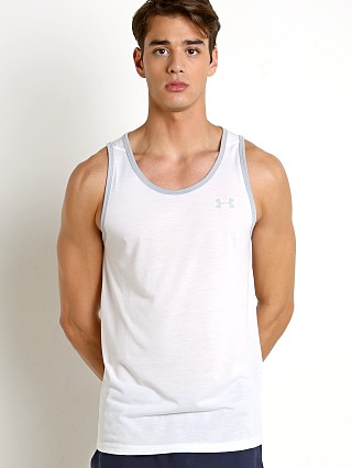 Complete the look: Under Armour Threadborne Tank Top White