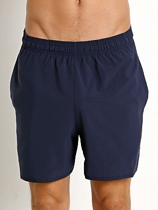 "Complete the look: Under Armour Qualifier 5"" Woven Short Midnight Navy"