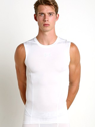Under Armour Supervent 2.0 Mesh Tank Top White