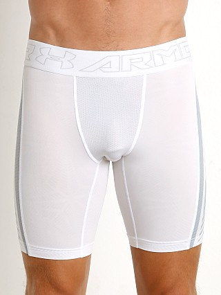 Under Armour Supervent 2.0 Mesh Compression Short White