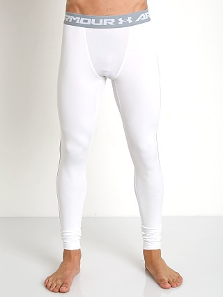 Under Armour ColdGear Compression Legging White