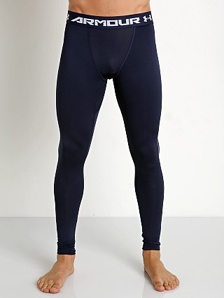 Complete the look: Under Armour ColdGear Compression Legging Midnight Navy