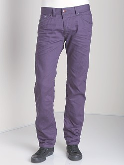 Diesel Darron Tapered Jeans Purple