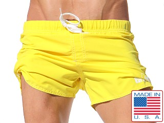 Rufskin Lolo Microfiber Swim Shorts Yellow