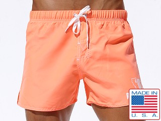 Rufskin Lolo Microfiber Swim Shorts Highlighter