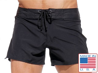 Rufskin Rincon Signature Swim Shorts Black