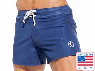 Rufskin Rincon Signature Swim Shorts Navy