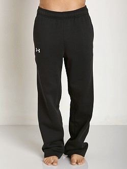 Under Armour Team Rival Fleece Pant Black