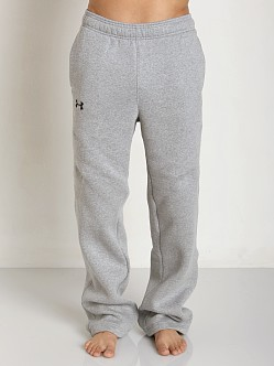 Under Armour Team Rival Fleece Pant True Grey Heather