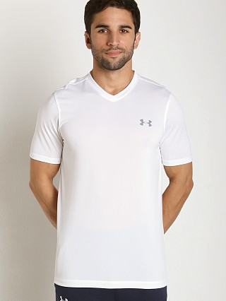 You may also like: Under Armour Tech V-Neck Shortsleeve Tee White
