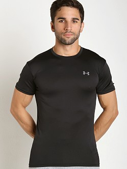 Under Armour Heatgear Performance Crew Tee 2-Pack Black