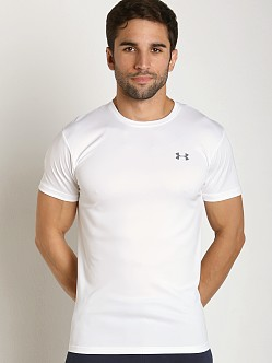 Under Armour Heatgear Performance Crew Tee 2-Pack White