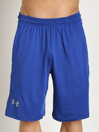 "Under Armour 10"" Pocketed Raid Short Royal"
