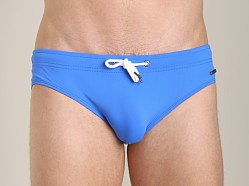Parke and Ronen Meridian Solid Swim Brief Royal Blue