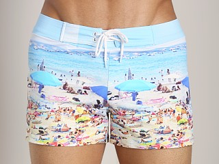 You may also like: Sauvage Tropical Swim Trunk Key West Print