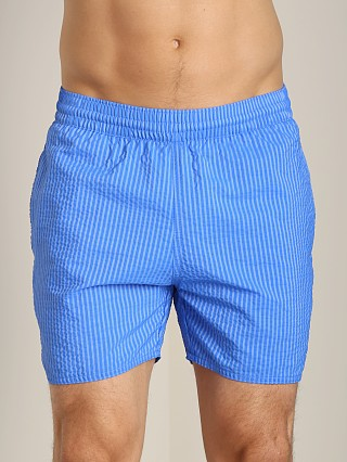 You may also like: Sauvage Seersucker Nylon Euro Beach Short Royal
