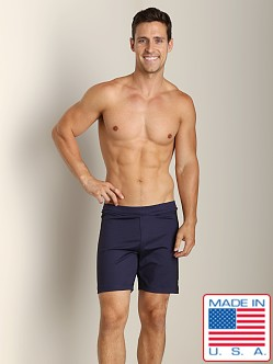 Sauvage Lined Performance Shorts Navy/Black