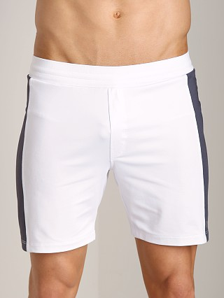 You may also like: Sauvage Lined Performance Shorts White/Grey