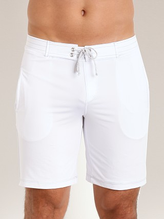 You may also like: Sauvage Surf Style Workout Short White
