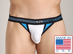 N2N Signature Sports Brief White