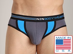 N2N Signature Brief Grey