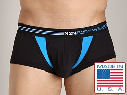 N2N Signature Boxer Black