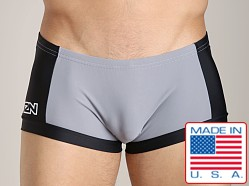 N2N Compete Swim Trunk Storm Grey