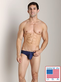 N2N X-treme Enhancing Swim Brief Navy