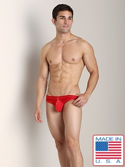 N2N X-treme Enhancing Swim Brief Red