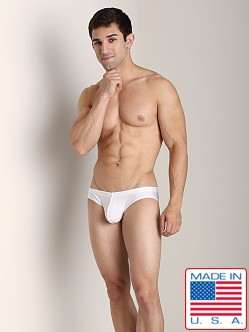 N2N X-treme Enhancing Swim Brief White
