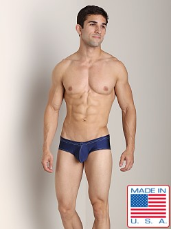 N2N X-treme Enhancing Swim Trunk Navy