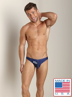 N2N X-treme Enhancing Swim Thong Navy