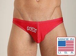 N2N X-treme Enhancing Swim Thong Red