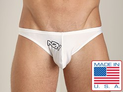 N2N X-treme Enhancing Swim Thong White