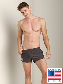 N2N Gym Boy 2.0 Pocket Short Charcoal