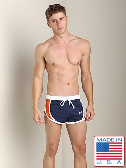 N2N Sport Split Short Navy