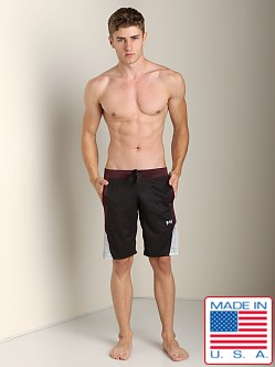 N2N Pocketed Long Short Black