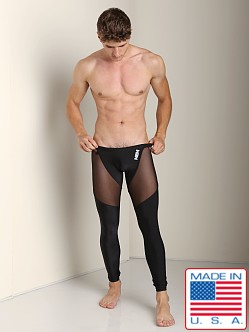 N2N Sheer Skin Runner Black