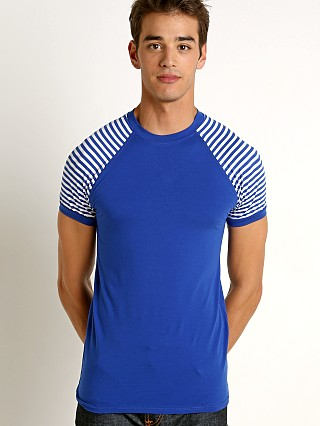 Complete the look: Modus Vivendi Marine T-Shirt Blue