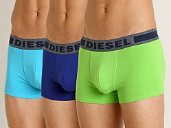 Diesel Shawn Trunk 3-Pack Blue/Green/Turquoise