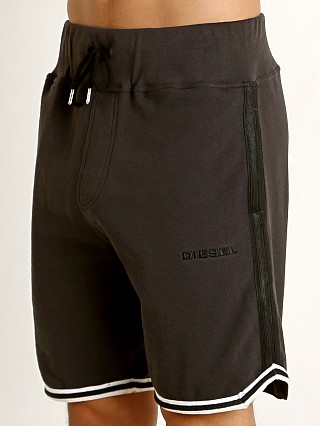 Diesel Pan Lounge Shorts Charcoal