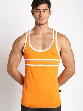 Jack Adams Newport Tank Orange