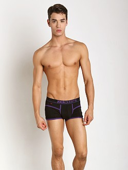 Jack Adams Hawthorne Boxer Black/Purple