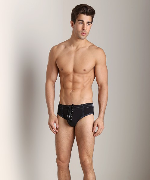 Modus Vivendi Denim Style Brief Black